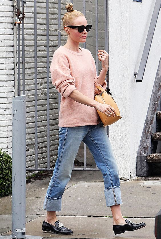 Street style Kate Bosworth 2017