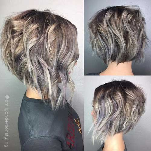 Ash hair color 2018