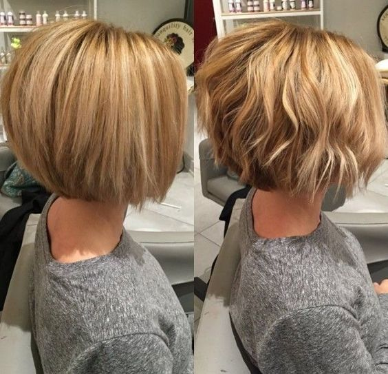 The types of short haircuts Bob