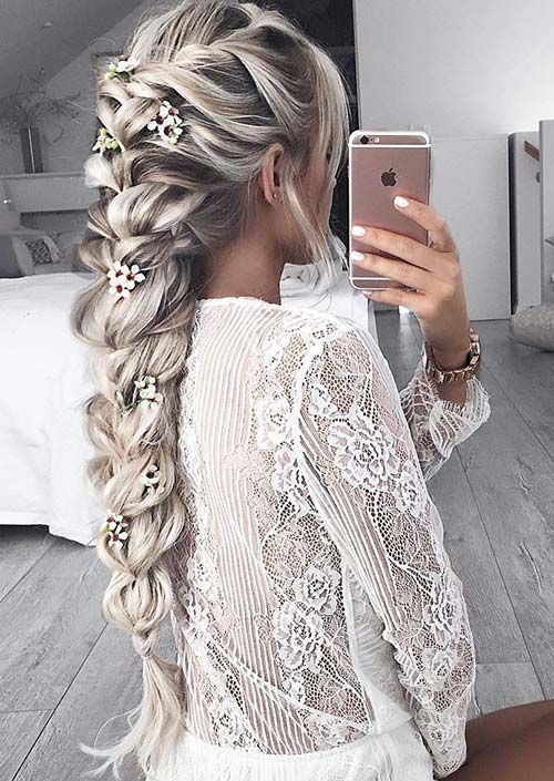 Hairstyles for the summer of 2018 (35)
