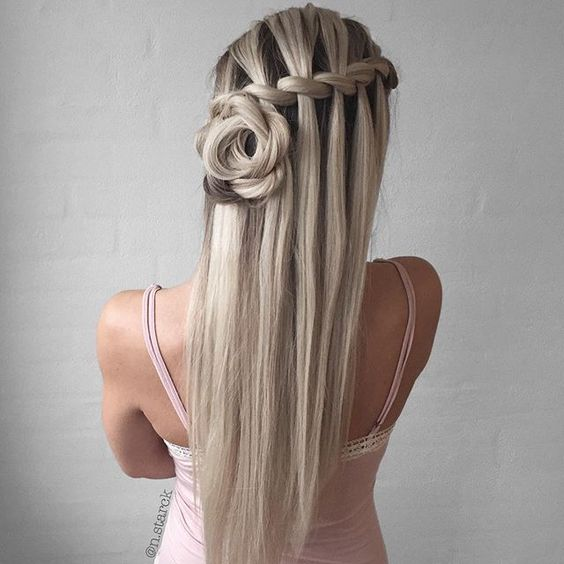 45 trends Hairstyles for summer 2018 (13)