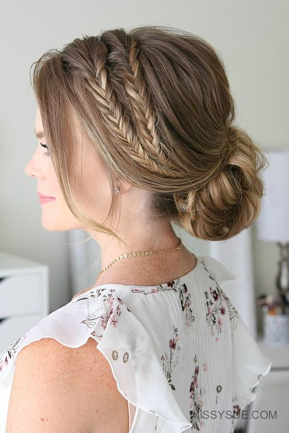 Hairstyles for the summer of 2018 (32)