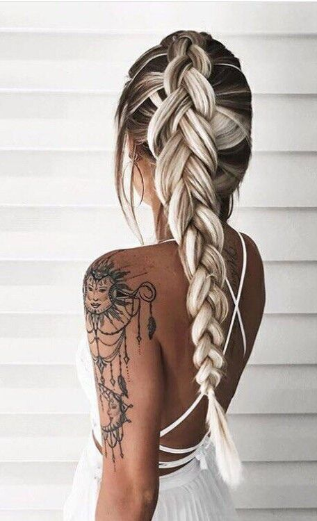 45 trends Hairstyles for summer 2018 (8)