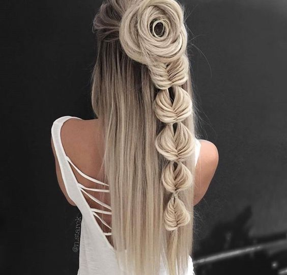 45 trends Hairstyles for summer 2018 (24)