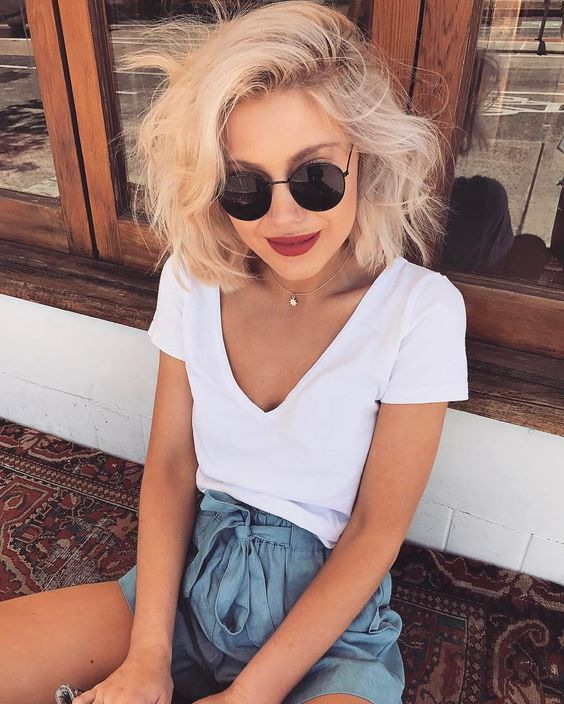 45 trends Hairstyles for summer 2018 (21)