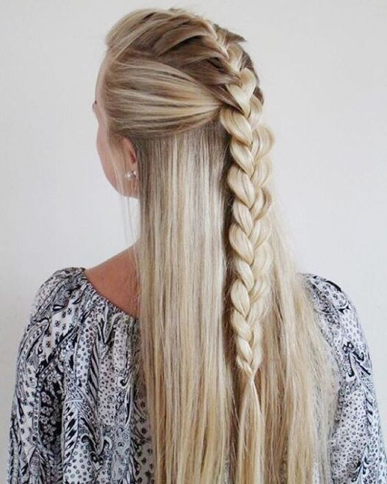 Hairstyles for the summer of 2018 (7)