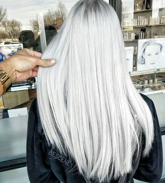 Gray hair color (20)