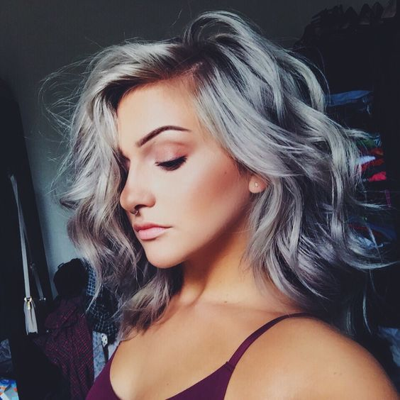 Platinum hair color (12)