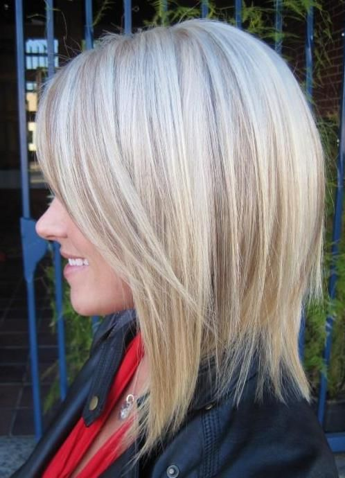 Platinum hair color (18)