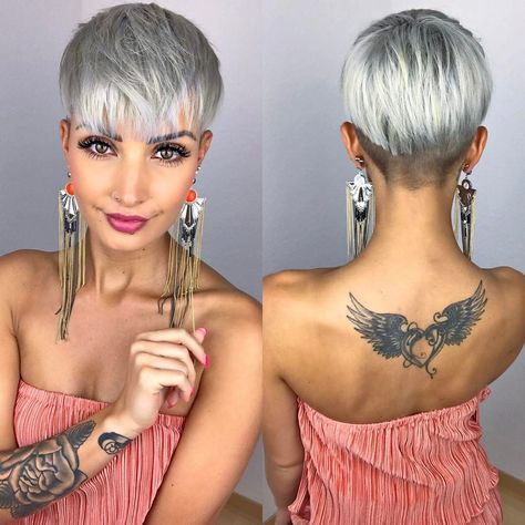 Platinum hair color (19)