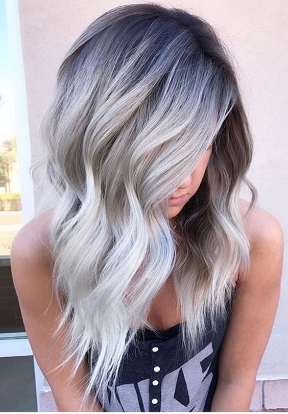 Platinum hair color (16)