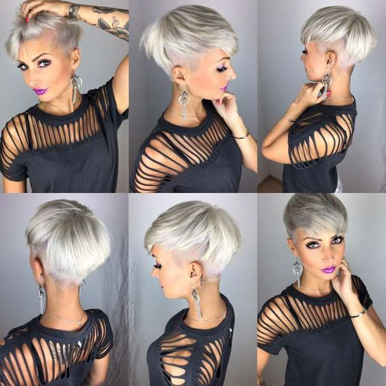 Platinum hair color (15)
