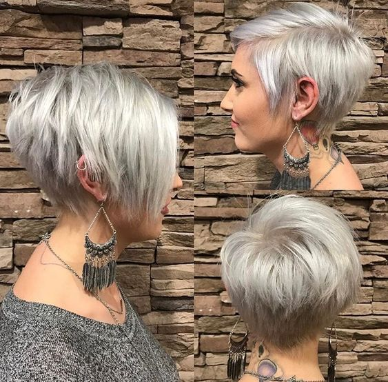 Platinum hair color (14)