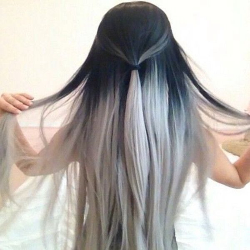 Platinum hair color (2)