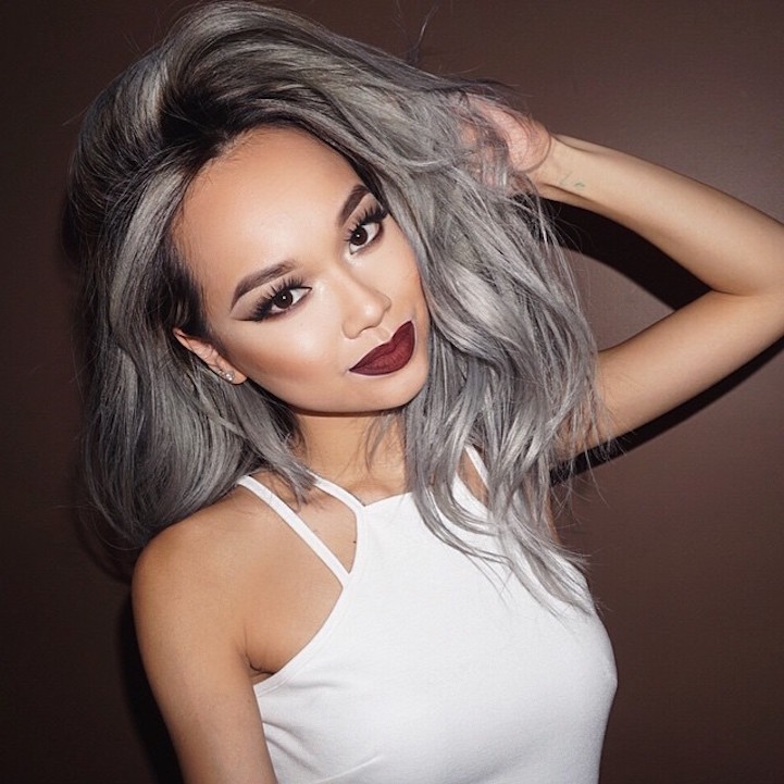 Platinum hair color (1)