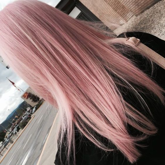 25 Rose haircolor ombre (14)