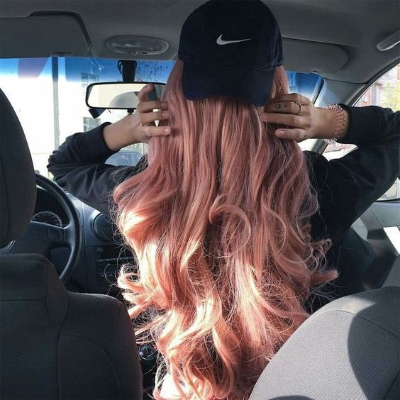 25 Rose haircolor ombre (24)