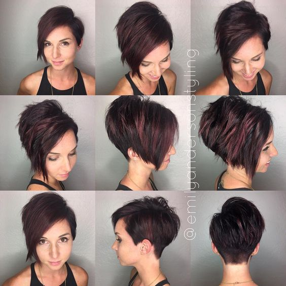 Haircuts women with bangs round face (22)
