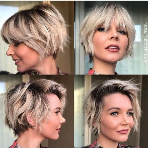 Haircuts women with bangs round face (30)