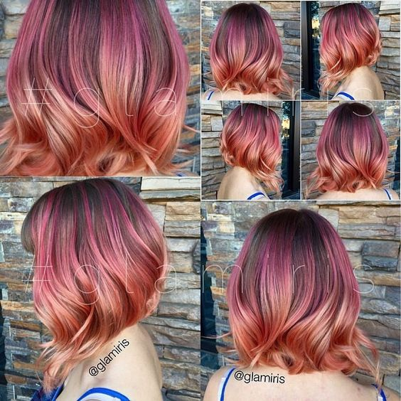 Pink Ombre (8)